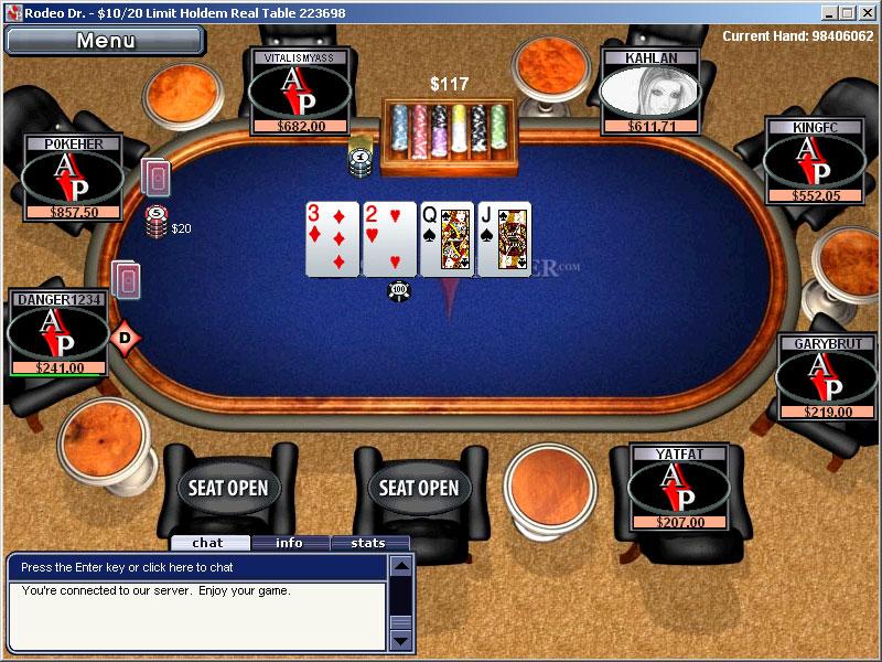 absolute poker online poker